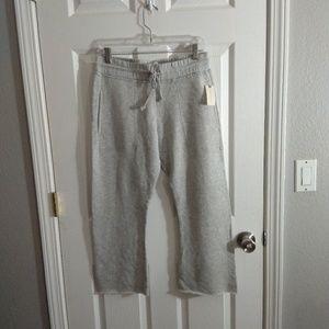 Free people grey pants size SP